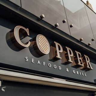 A photo of Copper restaurant
