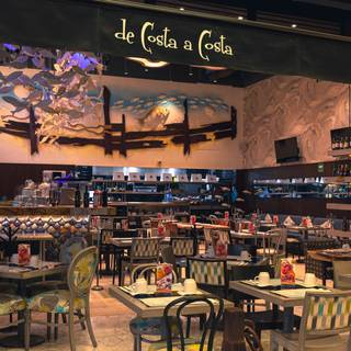 A photo of De Costa a Costa - Plaza Carso restaurant