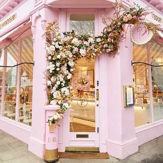 A photo of Peggy Porschen - Chelsea restaurant