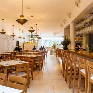 A photo of NOPI restaurant