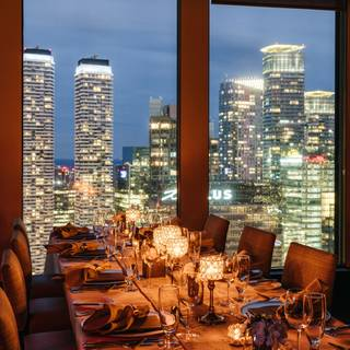 A photo of Stratus restaurant