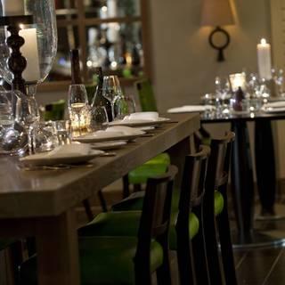 A photo of Scossa - Renaissance Amsterdam Hotel restaurant