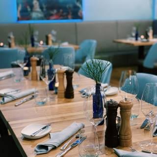 Foto von Der Wolfsbarsch Restaurant