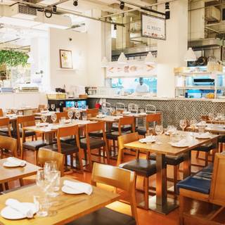 A photo of Il Pesce - Eataly NYC Flatiron restaurant