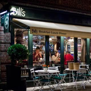 A photo of Bill's Restaurant & Bar - Welwyn Garden City restaurant