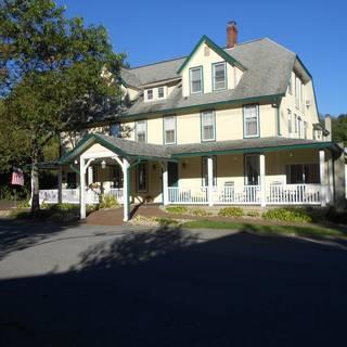 A photo of Eagles Mere Inn restaurant