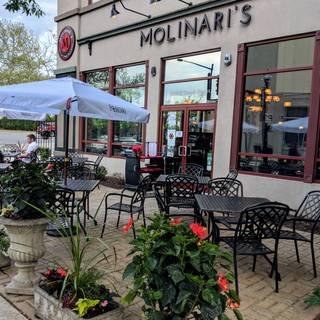 A photo of Molinari's restaurant