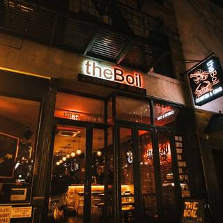 A photo of The Boil - Jersey City restaurant