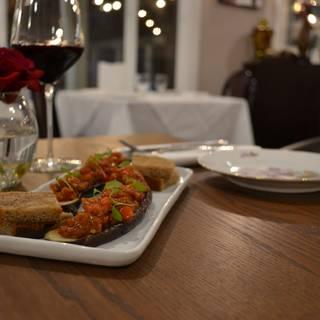 A photo of Babushka Restaurant restaurant