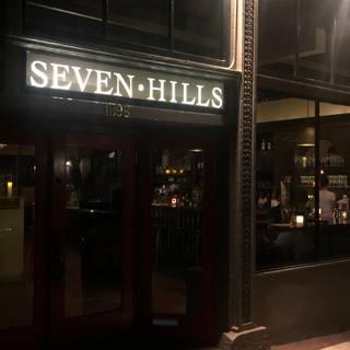 A photo of Seven Hills restaurant