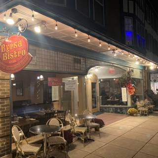A photo of Byrsa Bistro - Kennett Square restaurant