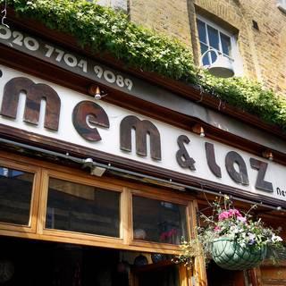 A photo of Mem & Laz Brasserie restaurant