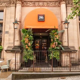 A photo of Bill's Restaurant & Bar - Nottingham restaurant