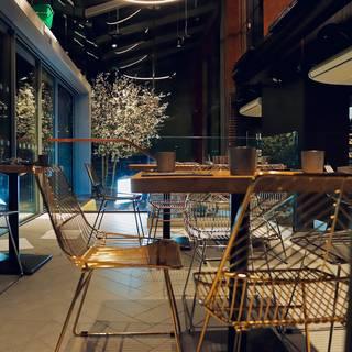 A photo of OMNOM restaurant