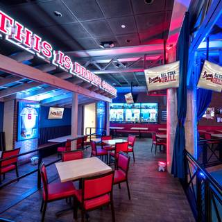 A photo of Atlanta Braves All-Star Grill restaurant