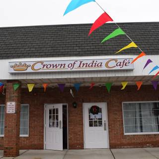 A photo of Crown Of India Cafe - West Windsor restaurant