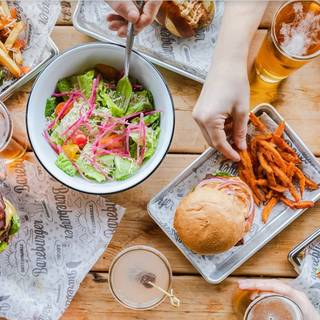 A photo of Bareburger - Morristown restaurant