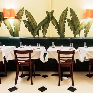 A photo of Indochine restaurant