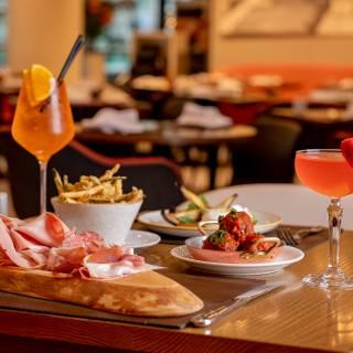 A photo of Atrio London restaurant