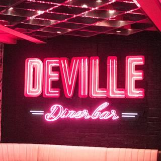 A photo of Deville Dinerbar restaurant