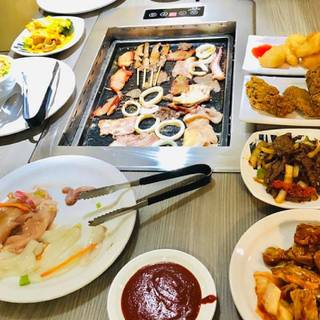 A photo of Asian King BBQ Buffet restaurant