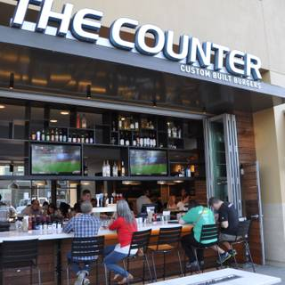A photo of The Counter - Cupertino restaurant