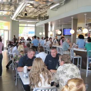 A photo of The Counter - Corte Madera restaurant