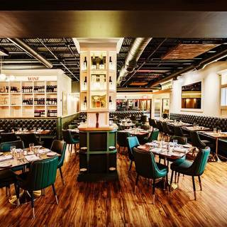 A photo of The Gramercy restaurant
