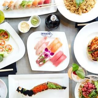 Foto von The Blue Fish-Mizner Park Restaurant