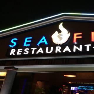 Una foto del restaurante Seafire Restaurant + Bar