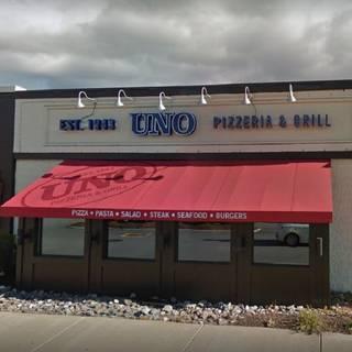 Foto von Uno Pizzeria & Grill - Tilton Restaurant