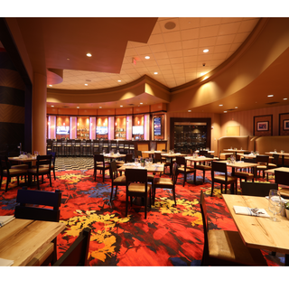 A photo of DJ's Steakhouse-Jumers Casino and Hotel restaurant