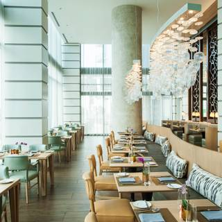 A photo of Evoq restaurant