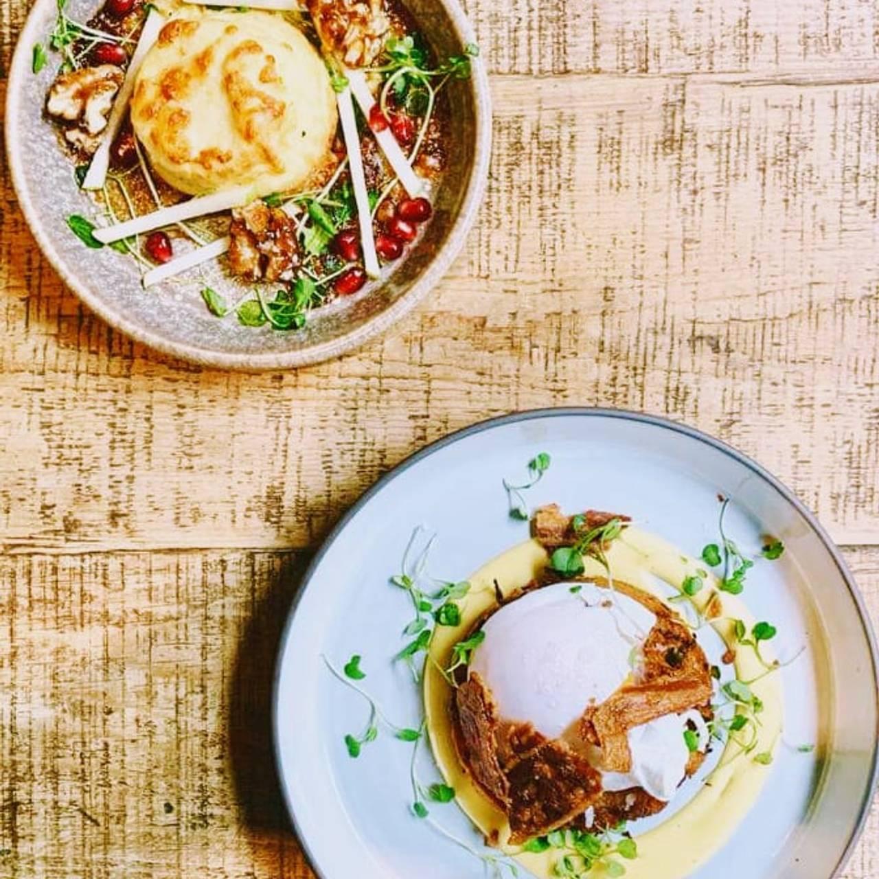 Harmony Cuisine Saint Julien mews brasserie restaurant - london, | opentable