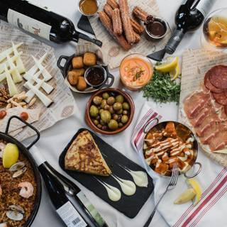 A photo of Bulla Gastrobar - Plano restaurant