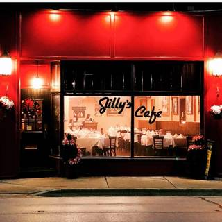 A photo of Jilly's Cafe restaurant