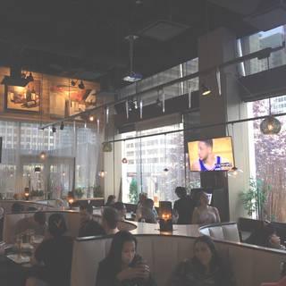 A photo of Ebisu on Robson restaurant