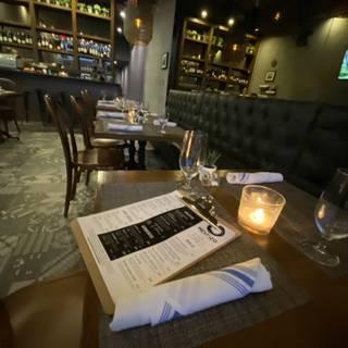 A photo of Mestizo Gastro Fusion restaurant