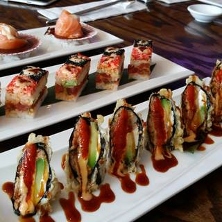 A photo of Blowfish Contemporary Sushi restaurant