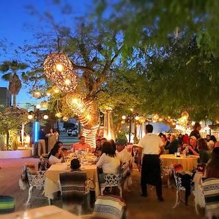 Una foto del restaurante La Golondrina