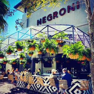 A photo of Negroni restaurant