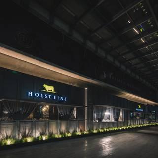 A photo of Holstein's restaurant