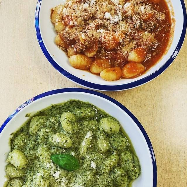 Best Northern Quarter restaurants - Sicilian NQ Manchester
