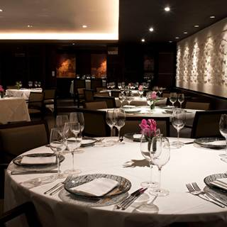 A photo of Benares restaurant