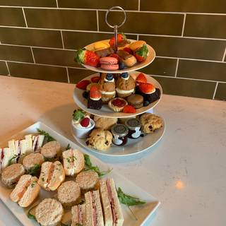 A photo of Afternoon Tea @ Hallgarth The Manor House restaurant