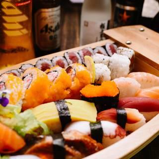 A photo of Musashi Sushi restaurant
