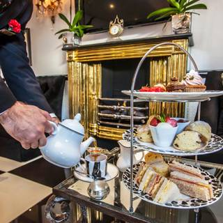 A photo of Afternoon Tea at The Duke of Richmond restaurant