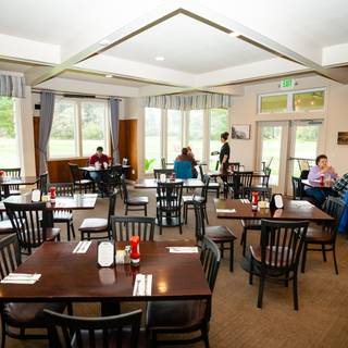 A photo of The Cove at Peninsula Golf Course restaurant