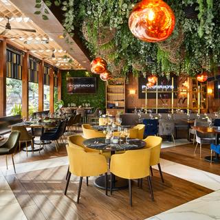 Una foto del restaurante Porfirio's - Guadalajara