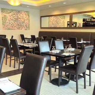 A photo of Bastille restaurant